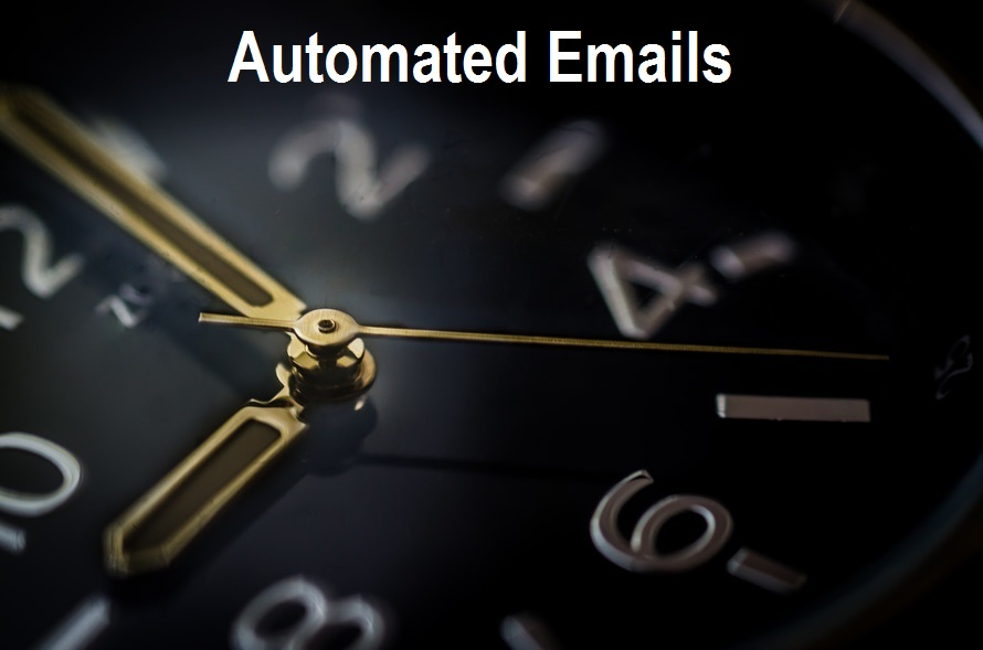 how to set up email automation